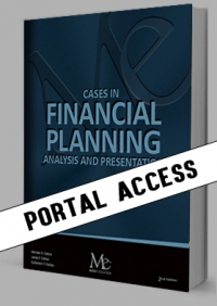 Portal Access: Cases in Financial Planning, 3rd Edition