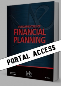 Portal Access: Fundamentals of Financial Planning, 4th Edition