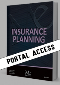 Portal Access: Insurance Planning, 6th Edition