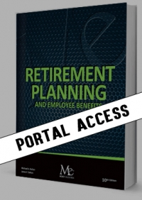 Portal Access: Retirement Planning, 15th Edition