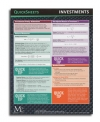 Investments and Formulas QuickSheets
