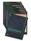 Buy the entire 2018 QuickSheetsTM set — all six titles over forty-six pages and save $19.70!