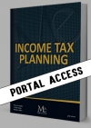 Portal Access: Income Tax Planning, 10th Edition